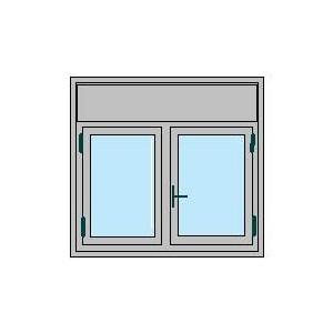 ventana de aluminio economica